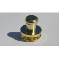 Винт кабурной 3мм (золото)
