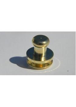 Гвинт кабурной 3мм (золото)