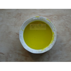 Краска для уреза кожи ORLY желтая