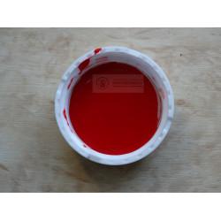 Краска для уреза кожи ORLY красная