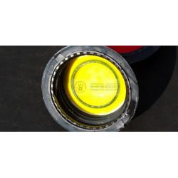 Краска для уреза на полиуретане желтая