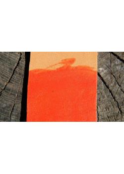 Краска для кожи. Оранжевая 100 мл