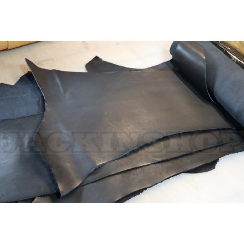 Шкіра, краст, підлоги, чорний 1,4-1,6 мм.