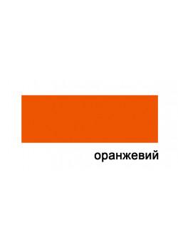 """Краска для кожи """"JIn"""". Оранжевая 100мл"""