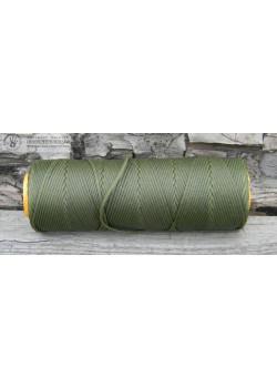 Вощеная нитка Army Green 100 м