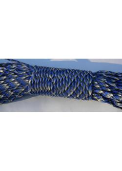 паракорд Blue camo