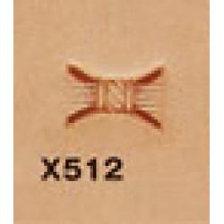 Штамп для тиснения X512