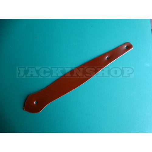 Заготовка держатель ключей из кожи Pull-Up