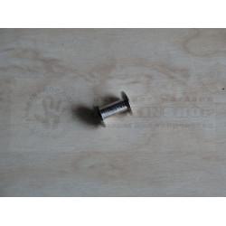 Винт ременной 9мм (никель)