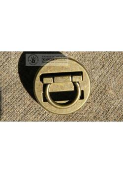 Застібка поворотна (коло, антик)