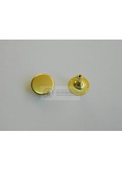 Холнитен одностор. 12мм золото (50шт)