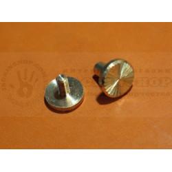 Винт ременной латунь 6 мм
