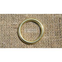 Кольцо 33 мм золото