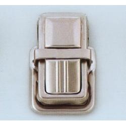 Застёжка портфельная, средняя (антик) квадрат