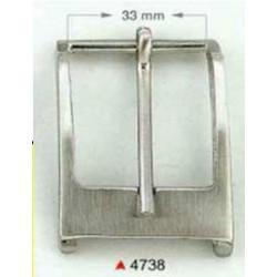 Пряжка 4738 никель