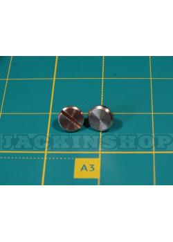 Винт ременной латунь 8 мм