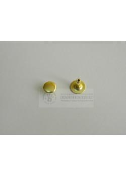 Холнитен одностор. 5мм золото (50шт)