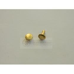 Холнитен двухстор. 5мм золото (50шт)
