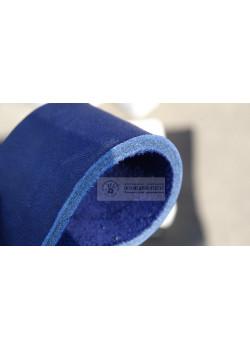 Шкіра ремінна синя 3,8-4 мм (чепрак)