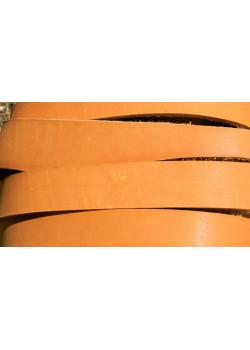 Кожа ременная рыжая 3,8-4 мм (чепрак)