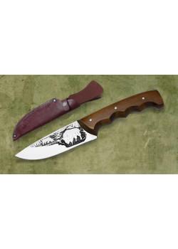Нож туристический - Бизон