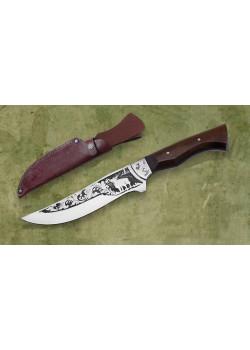 Нож туристический - Олень Б